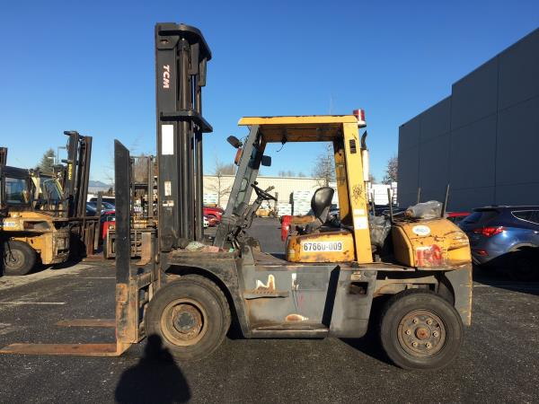 2010 Hyster H110FT Image
